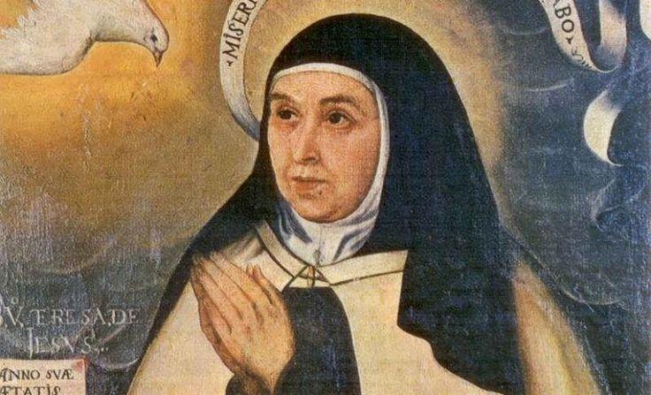 Conoce la historia de San José el Parlero: la imagen que le hablaba a Santa Teresa de Jesús