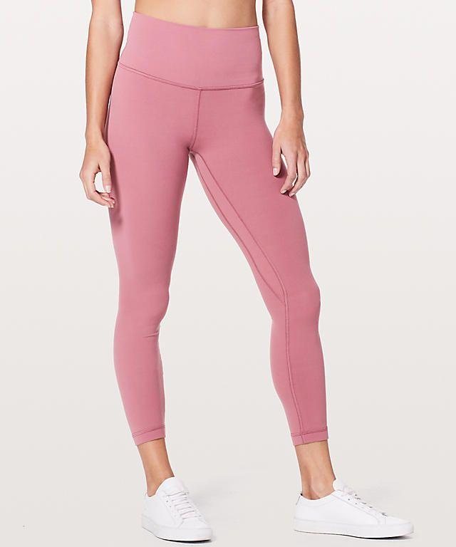 77c4c624b468c moss rose align pant | look book | Lululemon, Pants, Yoga pants