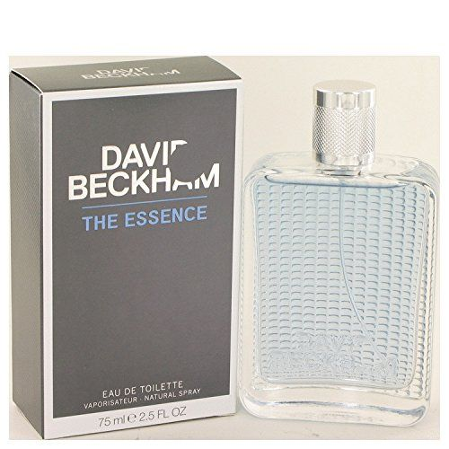 David Beckham Essence Cologne By David Beckham For Men:   David Beckham Essence Cologne By David Beckham For Men. Embrace the vigor of a renowned soccer star and begin your next adventure with david beckham the essence for men. Launched in 2012 by david beckham the scent embodies the thrill of being a man with top notes of juicy grapefruit and sensual lavender. Middle notes of pineapple and cardamom combine with a base that includes patchouli creating a long-lasting fragrance that embo...