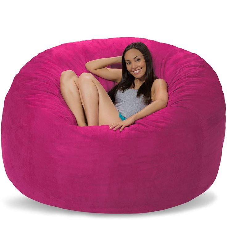Best 25 Oversized Bean Bags Ideas On Pinterest