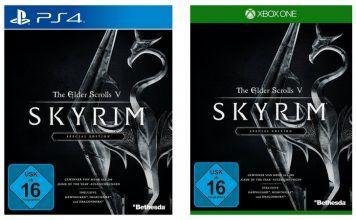 [Angebot] The Elder Scrolls V: Skyrim Special Edition [Playstation 4 und Xbox One] für 2997