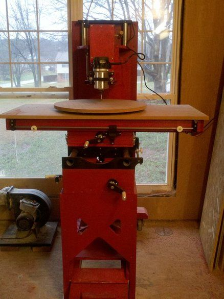 Updated Router Milling Machine new version