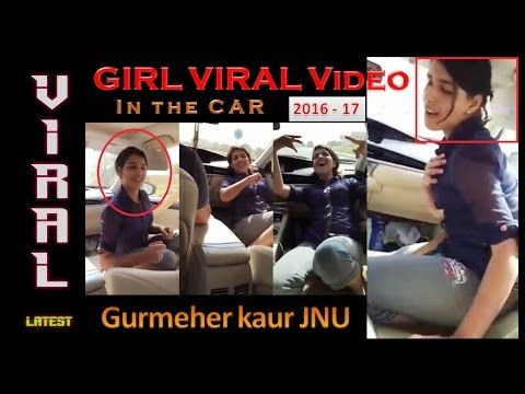 Delhi Viral Video of Gurmehar Kaur was watched by millions of people which is confirmed by ABP News I am thankful to ABP News to show the reality. The Qandeel Baloch is in Dubai this is Beautiful Girl Gurmehar Kaur Dancing With Frinds in Car – On Nusrat Fateh Ali Khan qawali: Mere Rashke...