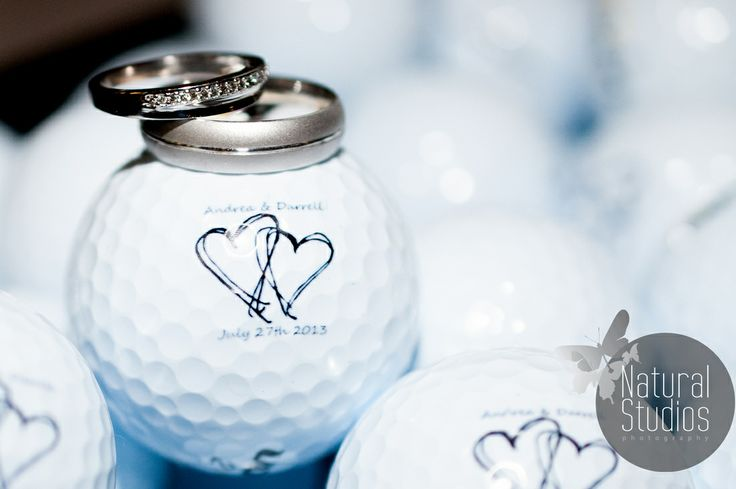Weddings, Golf and Rings!
