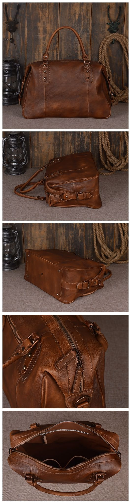 "Model Number: 9029 Dimensions: 16.9""L x 6.7""W x 11.4""H / 43cm(L) x 17cm(W) x 29cm(H) Weight: 3.5lb / 1.6kg Hardware: Brass Hardware Shoulder Strap: Adjustable & Removable Color: Vintage Brown / Blue G - bags handbags, handmade bags, black and red bag *sponsored https://www.pinterest.com/bags_bag/ https://www.pinterest.com/explore/bags/ https://www.pinterest.com/bags_bag/messenger-bags/ http://www.forever21.com/EU/Product/Category.aspx?br=F21&category=ACC_Handbags"
