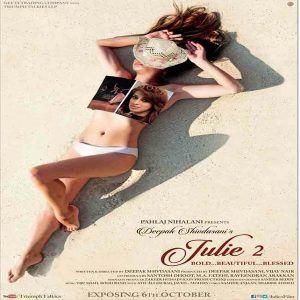 Julie 2 (2017): MP3 Songs Julie 2 (2017): MP3 Songs Star Cast:Raai Laxmi, Ravi Kishan, Aditya Srivastava, Pankaj Tripathy, Rati Agnihotri Director:Deepak Shivdasani Music:Rooh Band, Atif Ali, Viju Shah, Javed Mohsin  Direct Download Links For Bollywood Hindi MovieJulie 2 MP3 Songs: Song Name (128 Kbps) (320 Kbps) 01 –Oh Julie Anupam Nair Download …