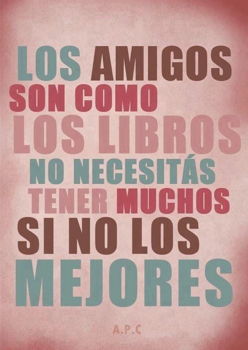 Soy Bibliotecario: ¡Feliz Día del Amigo!