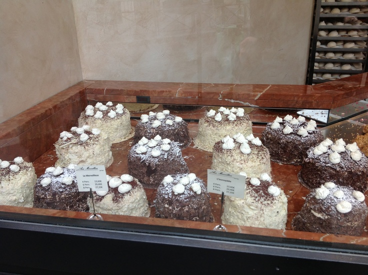 torte - Parigi