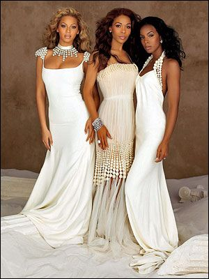 Destiny's Child Reunites for the First Time in 8 Years!