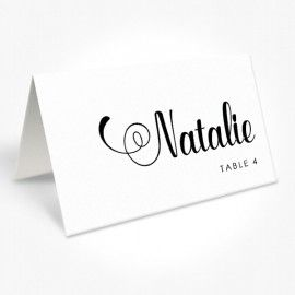 KATHERINE - PLACE CARD
