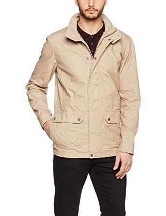 d587c25f729 Geox Men's Man Jacket - 100% Cotton - Machine Wash - Cold (30° max ...