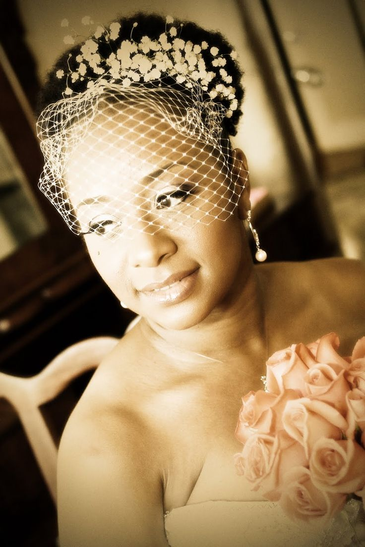 17 Best Images About Wedding Hairstyles For Natural Hair