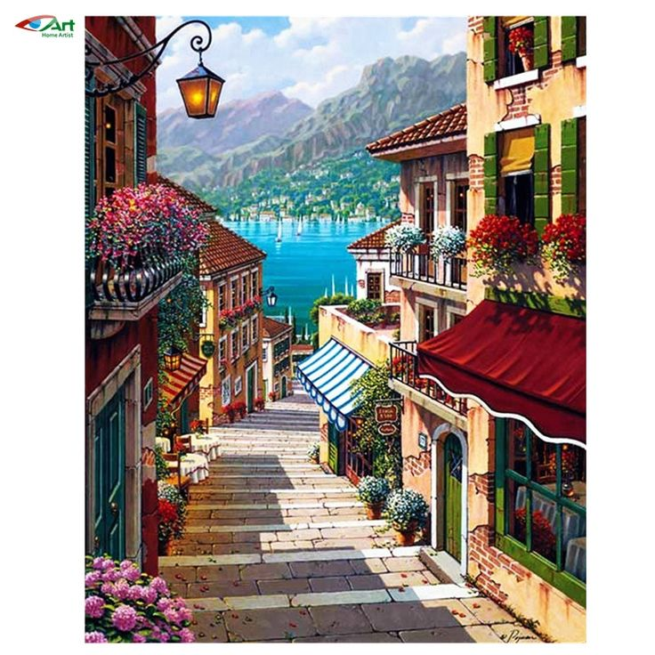 Just posted 16x20inch No Fram.... A great read we think :).  http://www.gkandaa.net/products/16x20inch-no-frame-city-street-trail-paint-by-numbers-home-decor-wall-art?utm_campaign=social_autopilot&utm_source=pin&utm_medium=pin