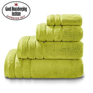 Lime Ultimate Towel | Dunelm
