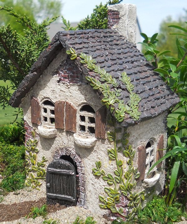 Take a look at this Ivy Garden Fairy House on zulily today!