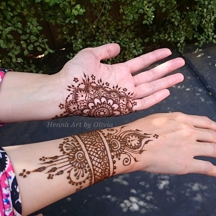 Henna (also called mehndi or الحناء in Arabic) by self-taught artist Olivia in Melbourne. The left hand design was inspired by @hennabynusayba on Instagram.  www.facebook.com/HennaArtbyOlivia www.instagram.com/henna_art_by_olivia/