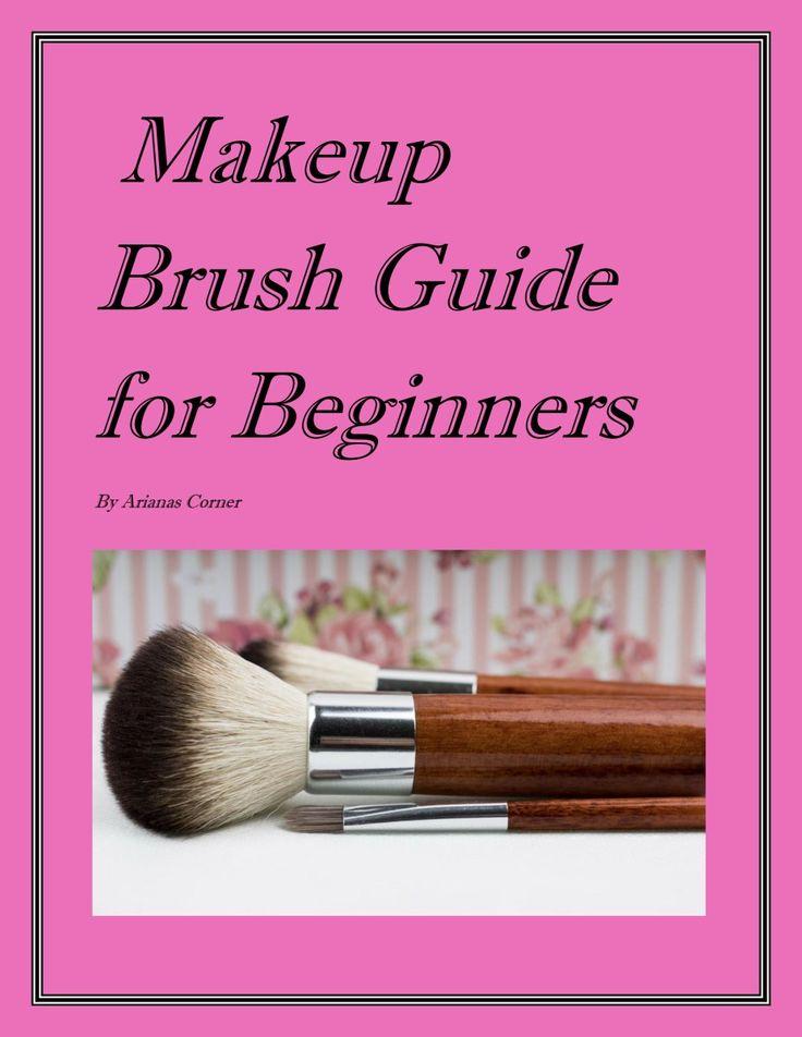 makeup brush guide- by Ariana's corner