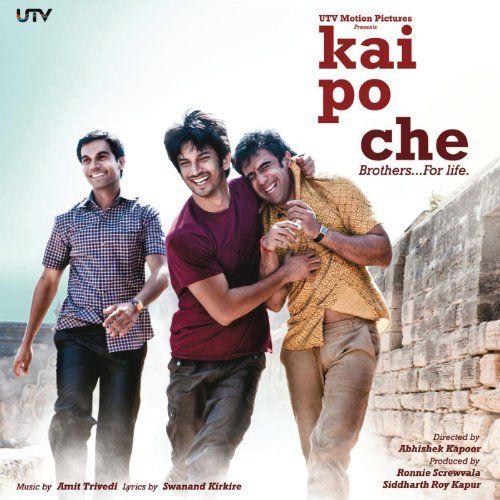 A tale of 3 friends - great watch! Kai Po Che