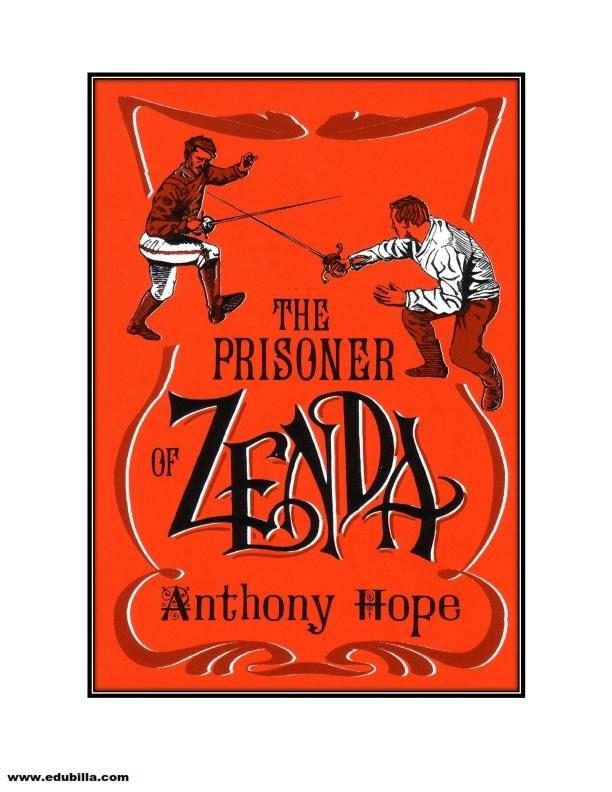 #education #edubilla #onbooks Read adventure novel The Prisoner of Zenda by English novelist Anthony Hope fiction Onbook at Edubilla.com.