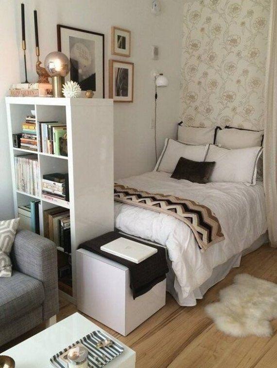 25 Ideen f r kleine Schlafzimmer die stilvoll und ...