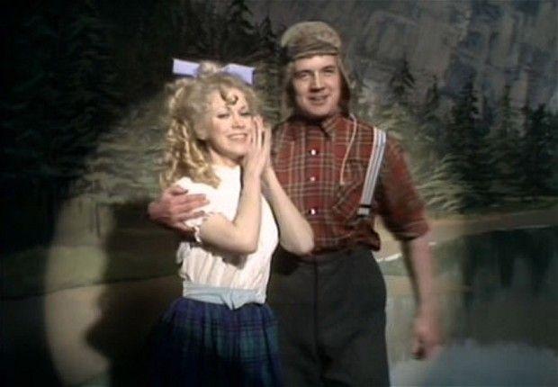 Monty Python's The Lumberjack Song