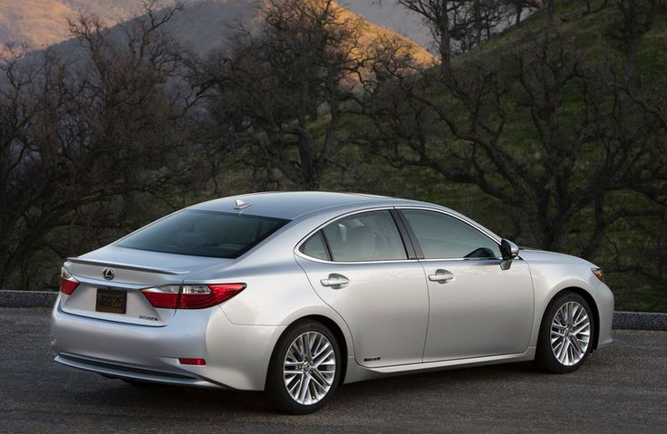 lexus sedan 2013   Lexus ES 300h 2013 2013 Lexus ES 300h Sedan Better Outlook with Eco ...