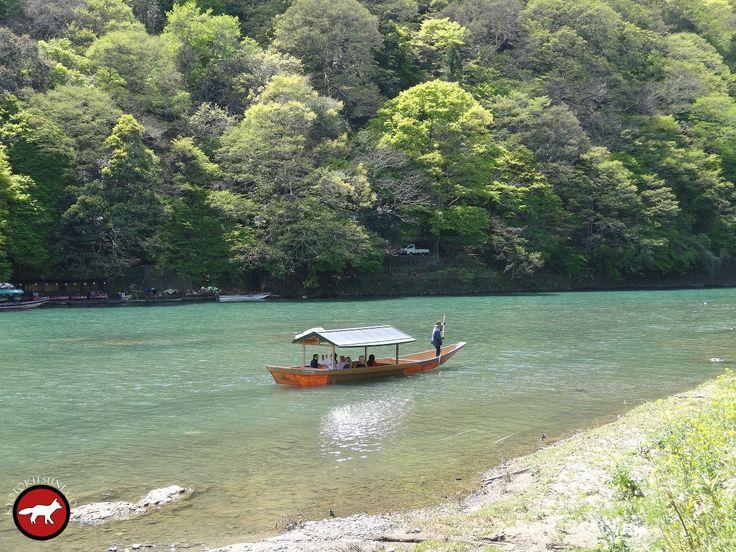 Beautiful landscape at arashiyama Beau paysage de Arashiyama