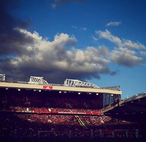 Old Trafford - Manchester United.