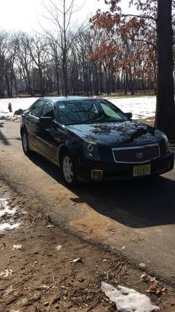 8 best used cadillac cars images on pinterest for sale cadillac used 2007 cadillac cts for sale 9500 at hasbrouck heights nj contact fandeluxe Images