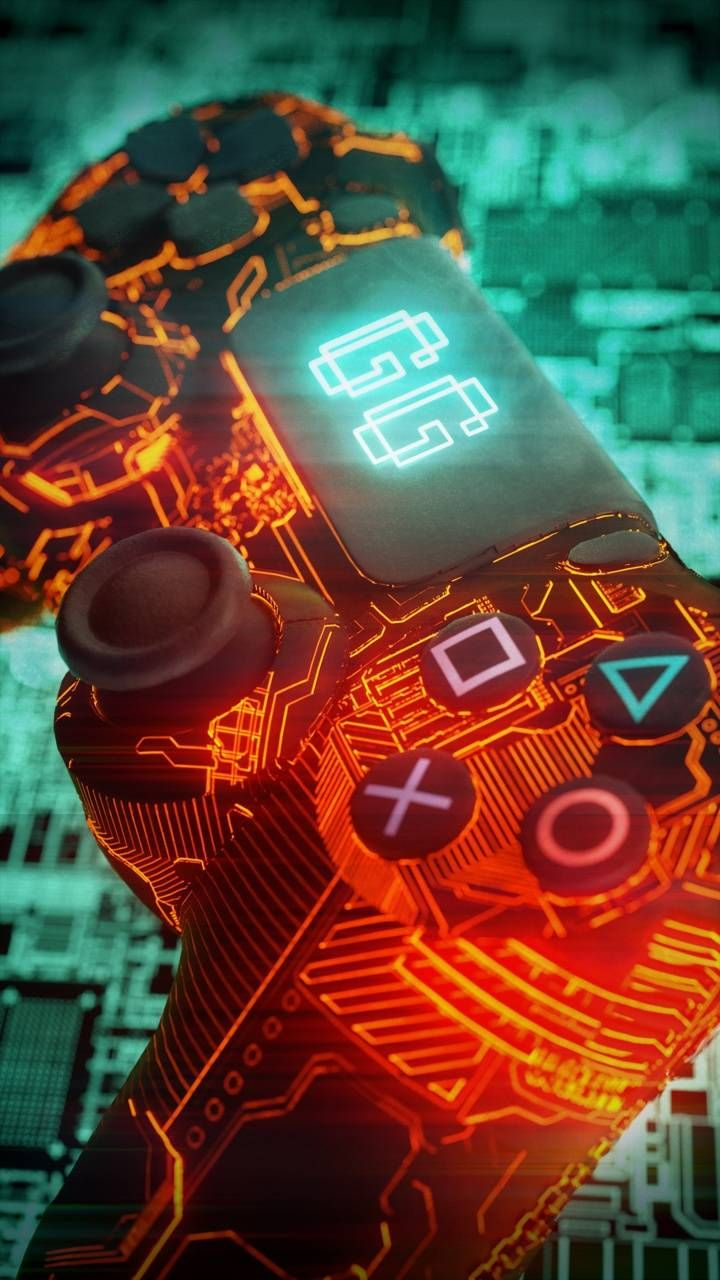 PS4 Controller Wallpaper by AmazingWalls 4e Free on