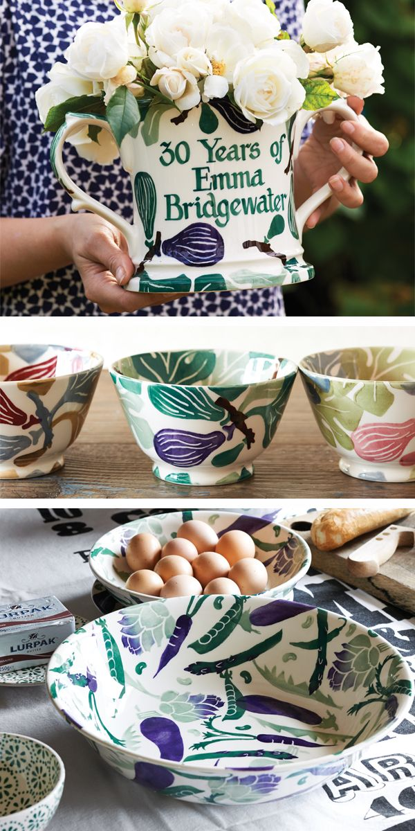 Emma Bridgewater - new for Spring/Summer 2015