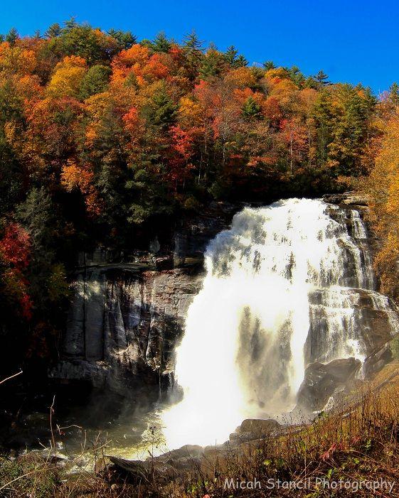 Rainbow falls highlands nc webcam