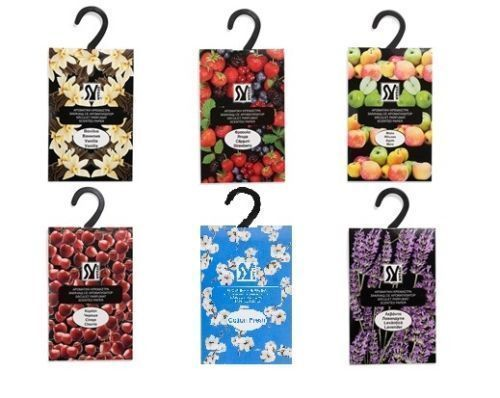 Hanging Scented Wardrobe Freshner Clothes Freshner Sachet Perfume COTTON FRESH. CHOOSE YOUR SACHET PERFUME. Item Location is at Bulgaria. Ideal for wardrobes, cupboards, bathroom or car. | eBay!