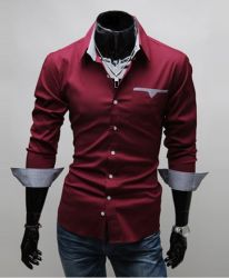 Shopjmix - Moda masculina online - Camisas sociais slim fit