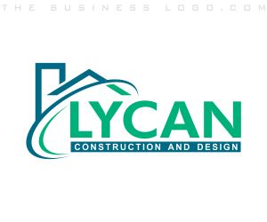 Bon Home Improvement, Remodeling And Household Logos