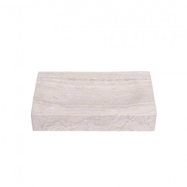 Harman Marble Soap Dish (Natural)
