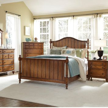 Broyhill® Hayden Place Panel Bedroom Collection