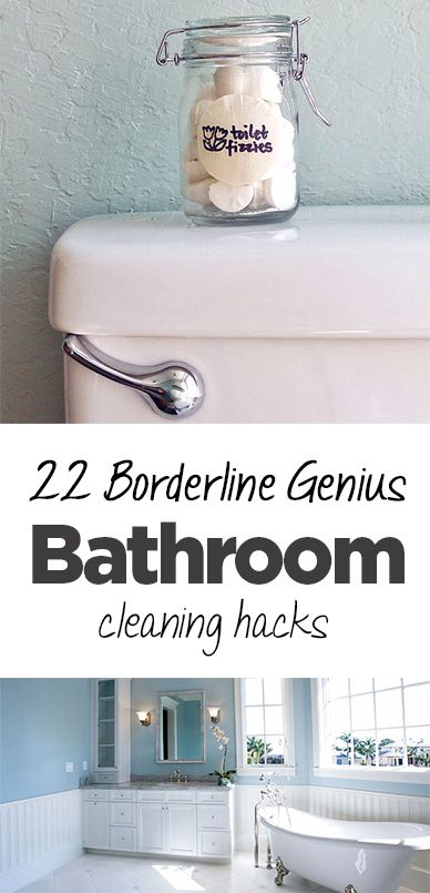 The bathroom is one of the most dreaded areas of the house to clean, and for good reason! Everyone in your house uses the area, and it seems like no one seems to know just how to get it clean. Instead of dreading your bathroom cleaning day, use these 22 tried and true tips to ... [Read more...]