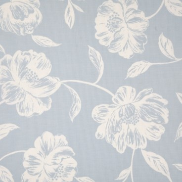 Lucy Duck Egg oilcloth