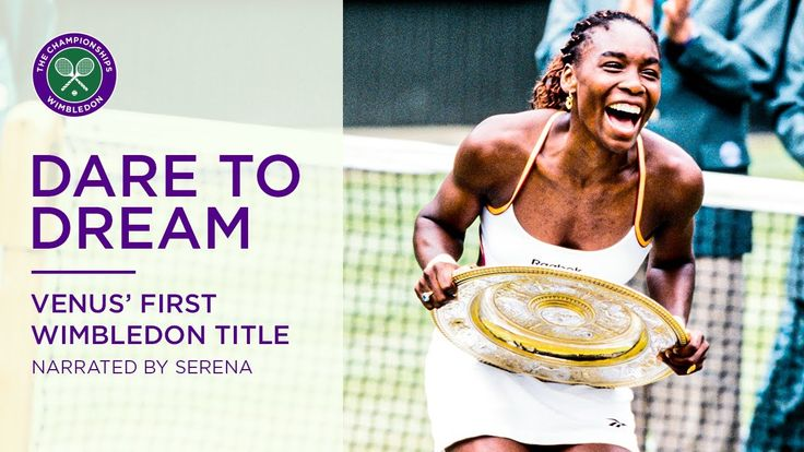 YouTube in 2020 Wimbledon, Venus williams, Wimbledon