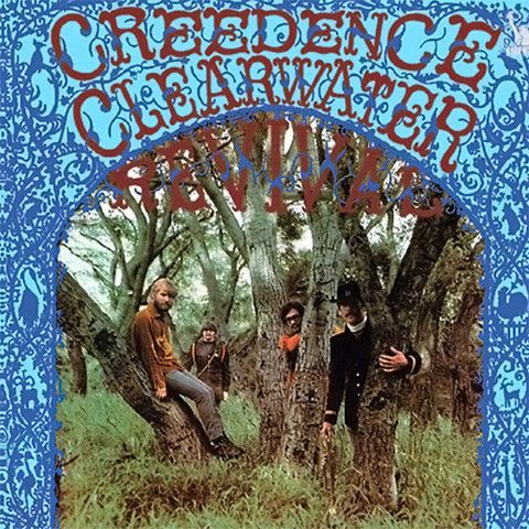 creedence clearwater revival vinyl lp creedence clearwater revival. Black Bedroom Furniture Sets. Home Design Ideas