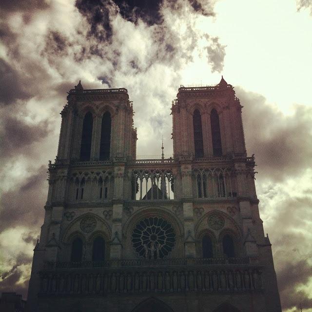 Notre Da me Paris