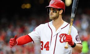 Why the Nationals should bat Bryce Harper leadoff