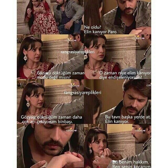 """Ben senin kocanim."" Rudra & Parvati 20 # ZorakiEvlilik #RangRasiya"