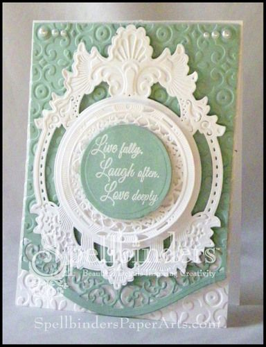 SB Enchanted Elements by Lovely Linda - Cards and Paper Crafts at Splitcoaststampers