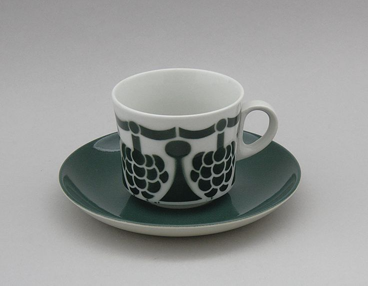 Arabia kahvikuppi, retro