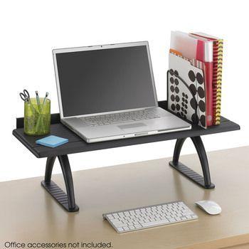 25 best Desk Riser ideas on Pinterest  Computer stand for desk