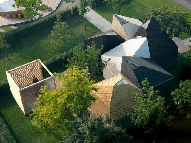 Koda Estonia Pavilion by KUU Architects - News - Frameweb
