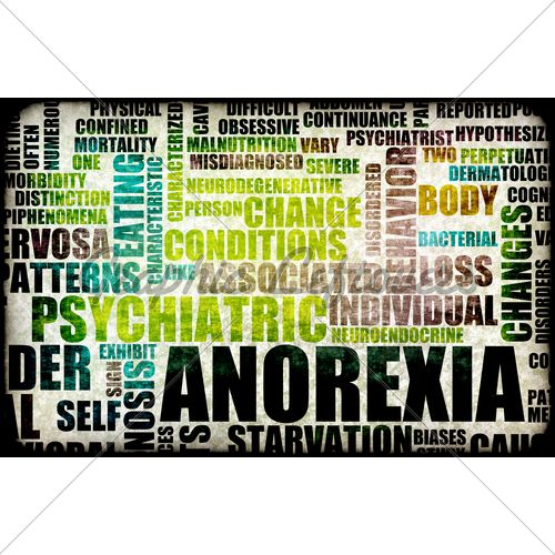 Should i write about anorexia?