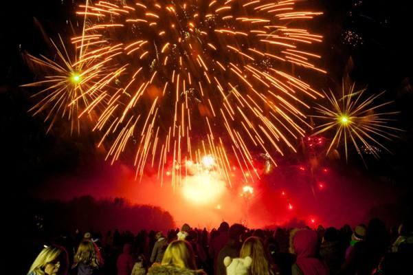Kaboom York - Best Bonfire Nights in the UK #WOW247 #WOWsportandleisure